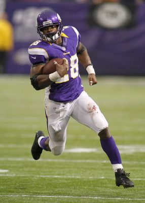 Propelled by the incredible talent of Running Back - Adrian Peterson, the Vikings have surprised the NFL with a 6-4 record and a push toward an NFC Wild Card Spot. (Source: newsday.com)