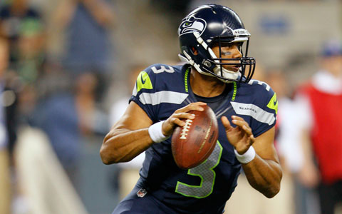 Seattle's Russell Wilson has been part of the memorable Rookie QB Class of 2012. Source: www.seahawks.com
