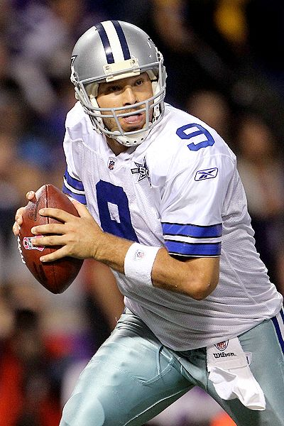 Will this be the year that Tony Romo will pilot Dallas to the Super Bowl? Source: espn.com